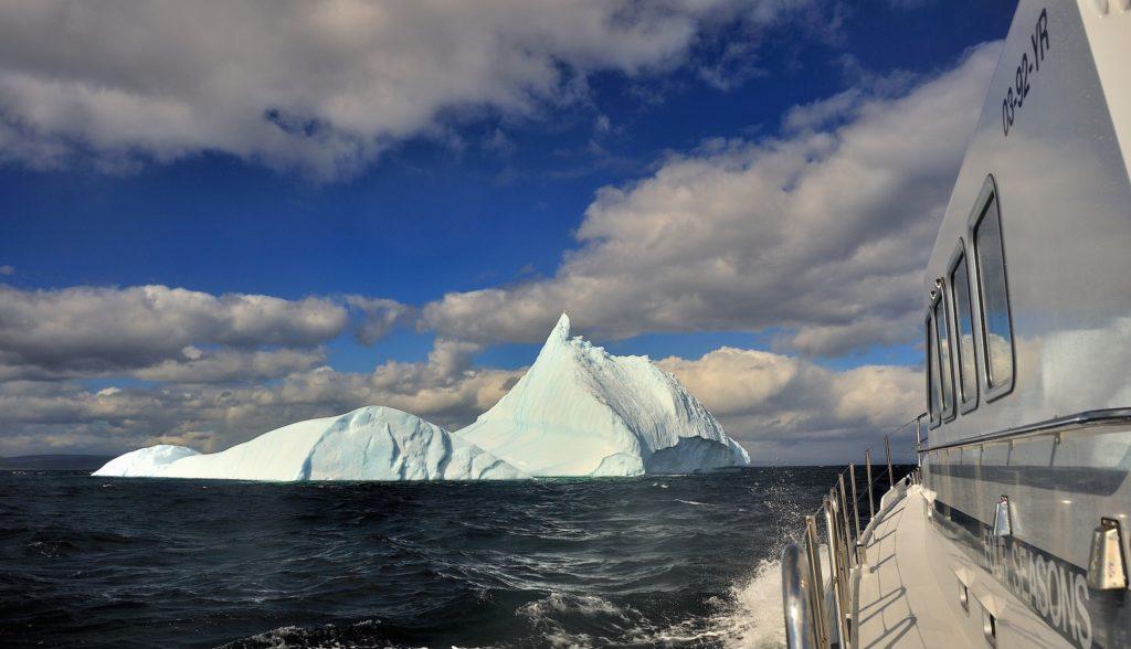 no limit goes usa ijsberg